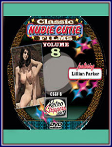 Nudie Cuties 8 Porn DVD