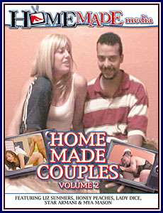 Home Made Couples 2 Porn DVD