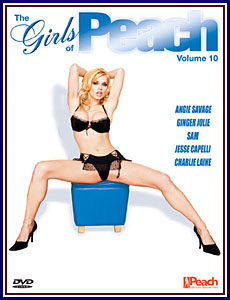 Girls of Peach 10 Porn DVD