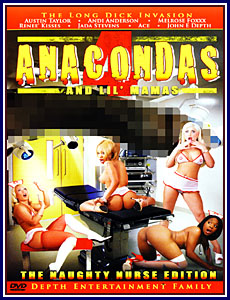 Anacondas And Lil Mamas 4 Porn DVD