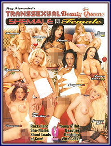 Shemale on female dvd think have