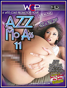 Azz and Mo Ass 11 Porn DVD