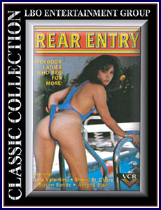Rear Entry Porn DVD