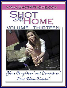 Shot At Home 13 Porn DVD