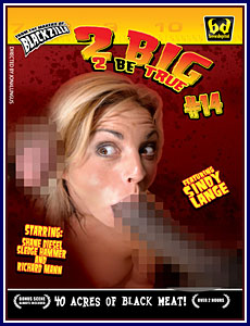 2 Big 2 Be True 14 Porn DVD