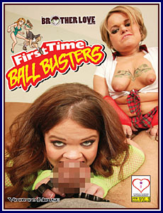 First Time Ball Busters 3 Porn DVD