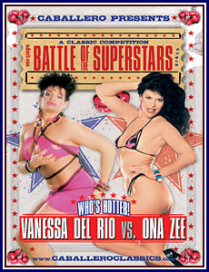 Battle of the Superstars Vanessa Del Rio Vs Ona Zee Porn DVD