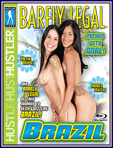 Barely Legal Brazil Blu-Ray Porn DVD
