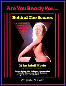 Behind the Scenes Of An Adult Movie Porn DVD
