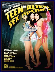 Mark Stone's Teen Alien Sex Dreams Porn DVD