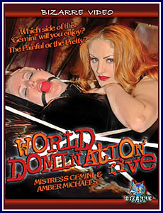 World Domination 5 Porn DVD