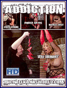 Addiction Porn DVD