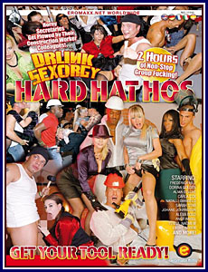 Drunk Sex Orgy Hard Hat Hos Porn DVD