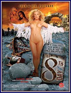 The 8th Day Porn DVD