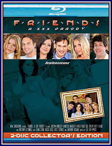 Friends a xxx parody torrent
