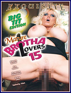 Mature Brotha Lovers 15 Porn DVD