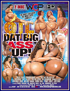 Oil Dat Big Ass Up Porn DVD
