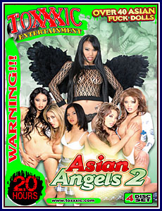 20 Hours Asian Angels 2 Porn DVD