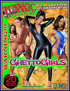 20 Hours Ghetto Girls Porn DVD