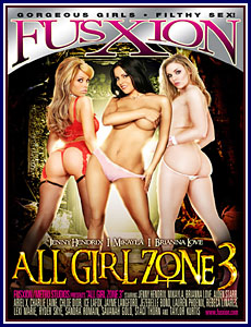 All Girl Zone 3 Porn DVD