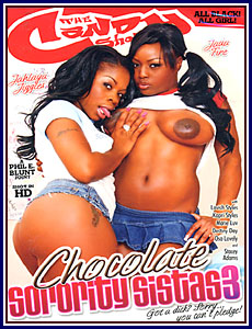 Chocolate Sorority Sistas 3 Porn DVD