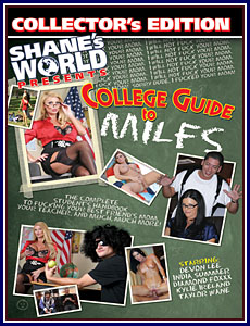 College Guide to MILFs Porn DVD