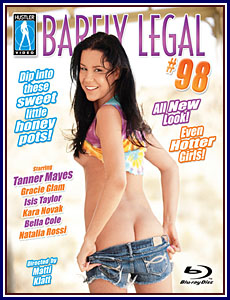 Barely Legal 98 Blu-Ray Porn DVD
