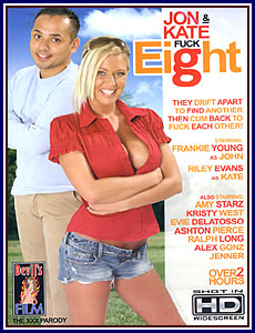 Jon and Kate Fuck Eight Porn DVD