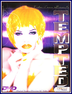 Tempted Porn DVD