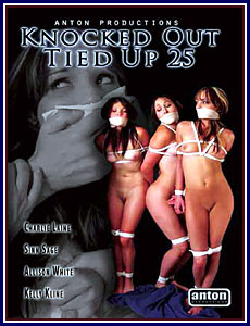 Knocked Out Tied Up 25 Porn DVD
