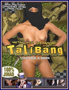 Talibang Porn DVD