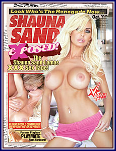 Shauna Sand Exposed! Porn DVD
