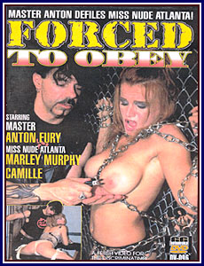 Forced to Obey Porn DVD