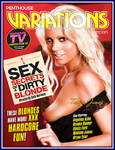 Sex Secrets of a Dirty Blonde Porn DVD