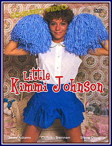 Little Kimmi Johnson Porn DVD