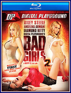 Bad Girls 2 Blu-Ray Porn DVD