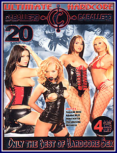 20 Hours Only The Best of Hardcore Sex Porn DVD