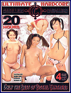 20 Hours Only The Best of Pigtail Fantasies Porn DVD