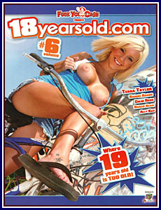 18yearsold.com 6 Porn DVD