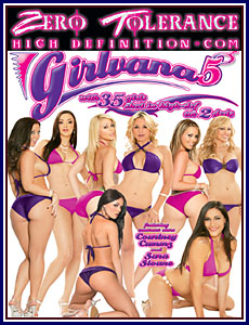 Girlvana 5 Porn DVD