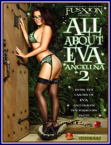 All About Eva Angelina 2 Porn DVD