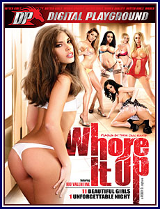 Whore It Up Porn DVD
