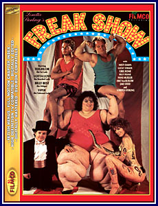 Freak Show Porn DVD