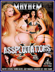 Assploitations 10 Porn DVD