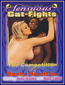 Sensuous Cat-Fights The Competition of the Busty Beauties Porn DVD