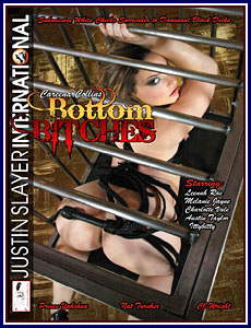 Bottom Bitches Porn DVD