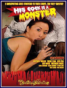 His Cock Is A Monster Porn DVD