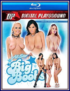 All Star Big Boobs Blu-Ray Porn DVD