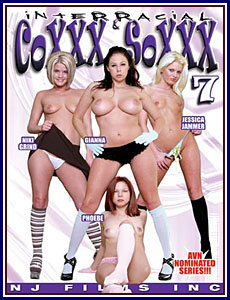 Interracial Coxxx and Soxxx 7 Porn DVD