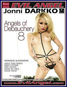 Angels of Debauchery 8 Porn DVD
